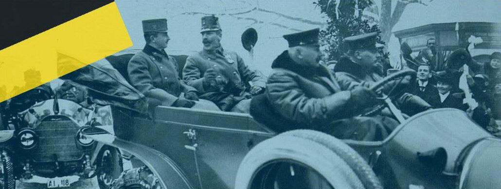 Kaiser Charles I of Austria-Hungary