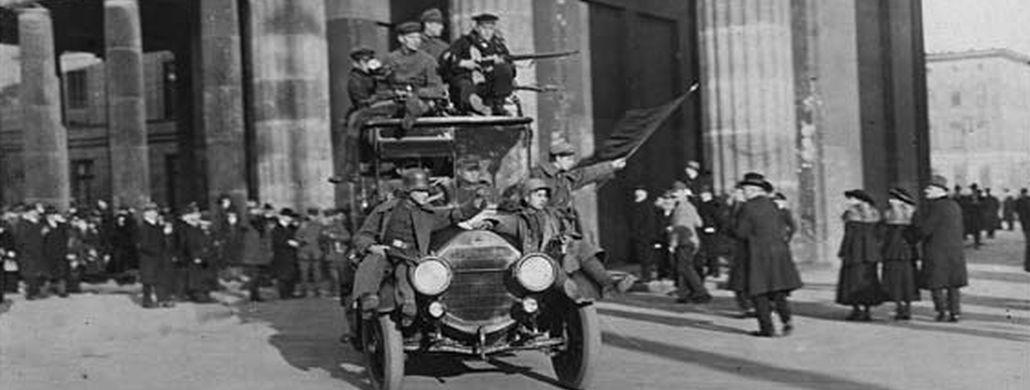 German revolution, Berlin 1918