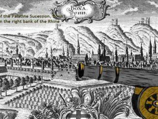 Bonn around 1700