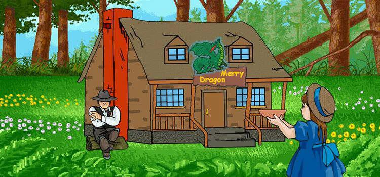 Merry Dragon, Harvey, Susan