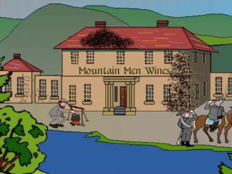 Mountain Men vineyard, 1865
