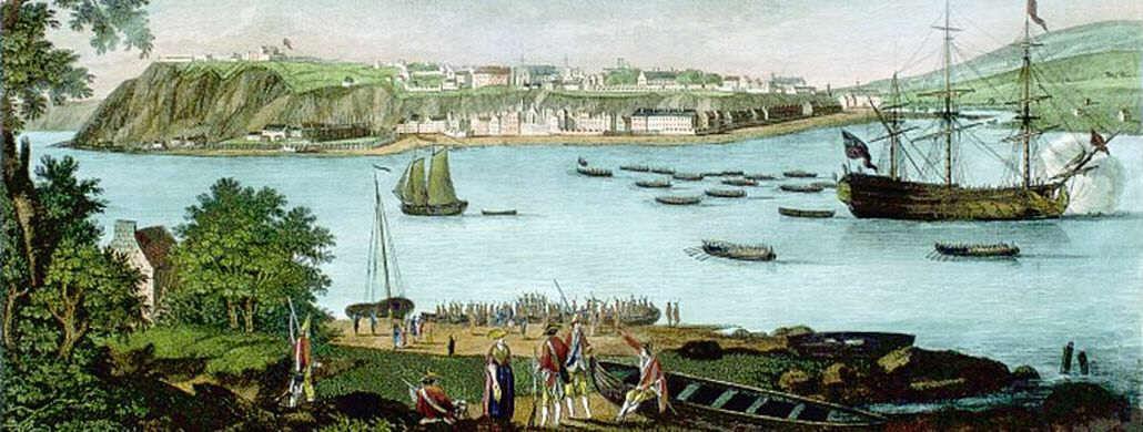 Quebec 1760